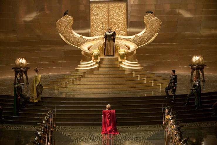 Thor, royal family
