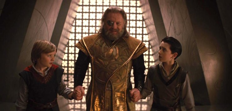 Thor, Odin and sons