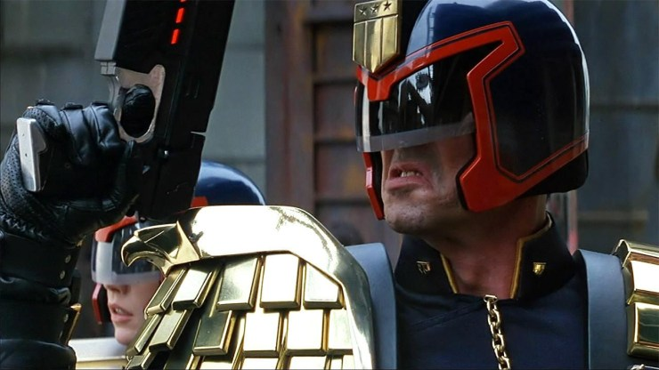 Judge Dredd 1995 movie
