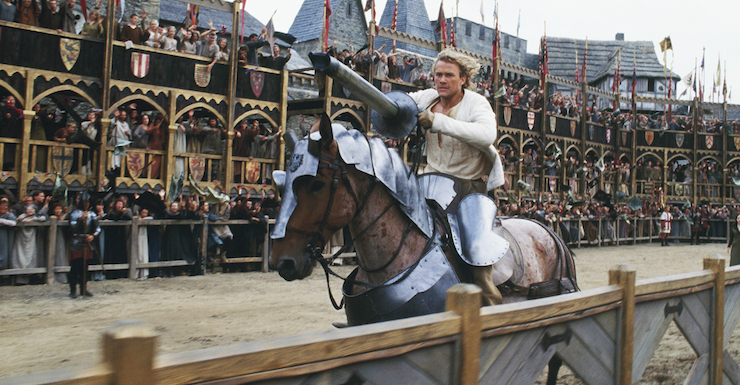 Blog Post Featured Image - A Knight's Tale Is the Best Medieval Movie (No, Really)