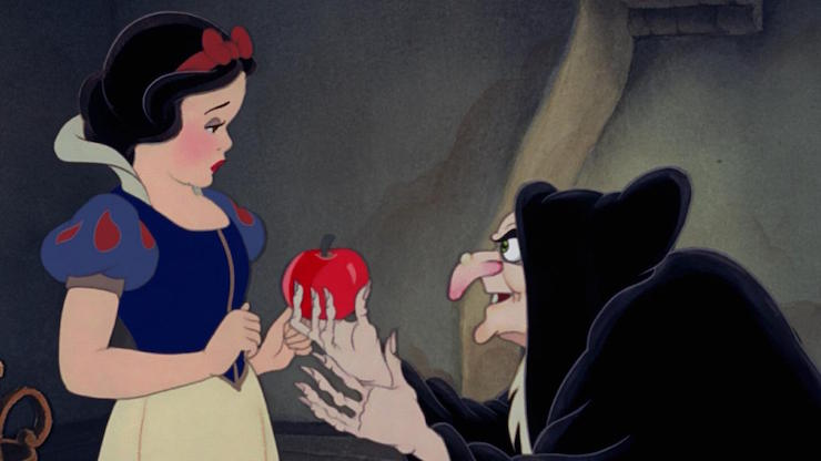 80 Years of Animated Fairy Tales: Rewatching Disney's Snow White and the  Seven Dwarfs | Tor.com