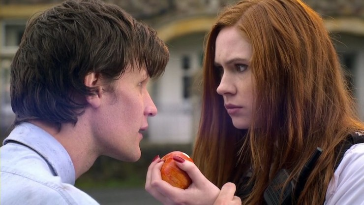 Doctor Who, Eleventh Doctor and Amy