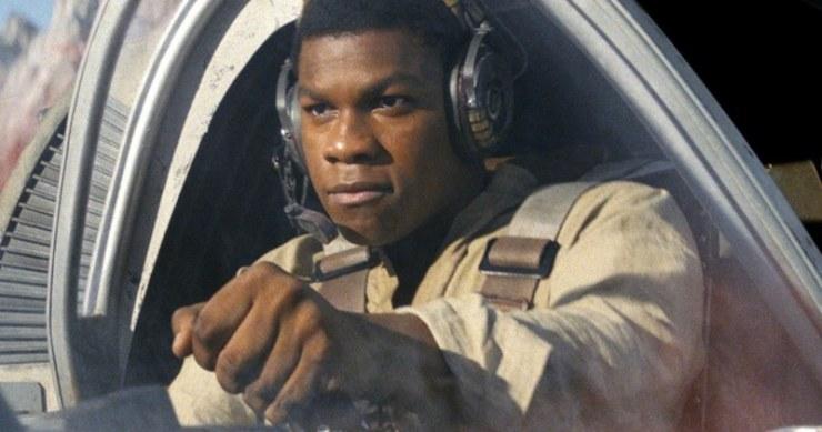 Finn, Last Jedi