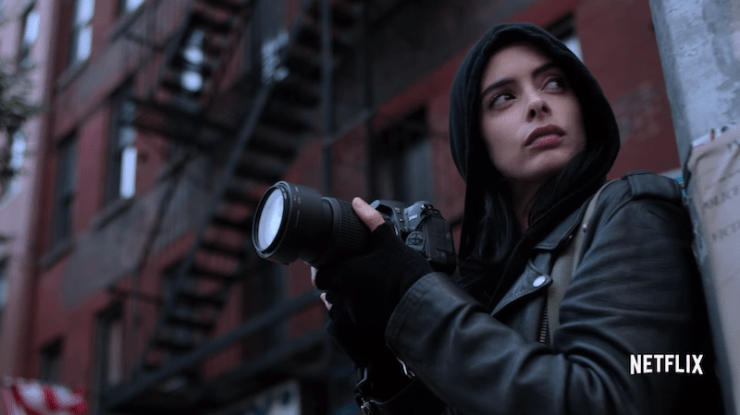 Jessica Jones season 2 teaser International Women's Day March 8