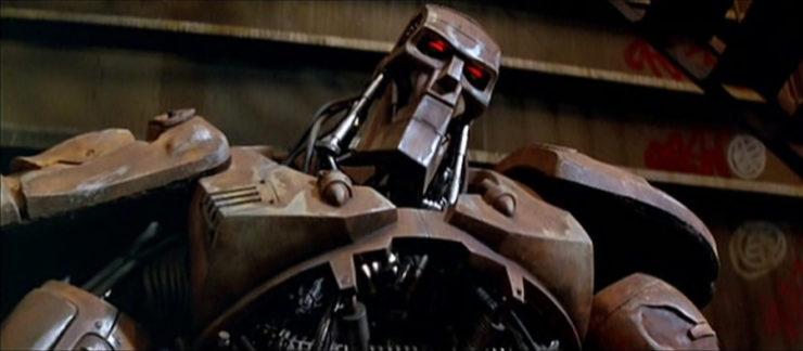 Judge Dredd enforcer
