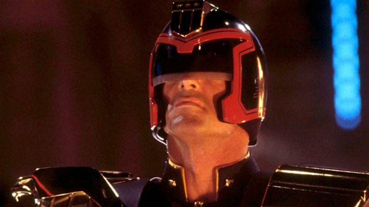 Judge Dredd Stallone