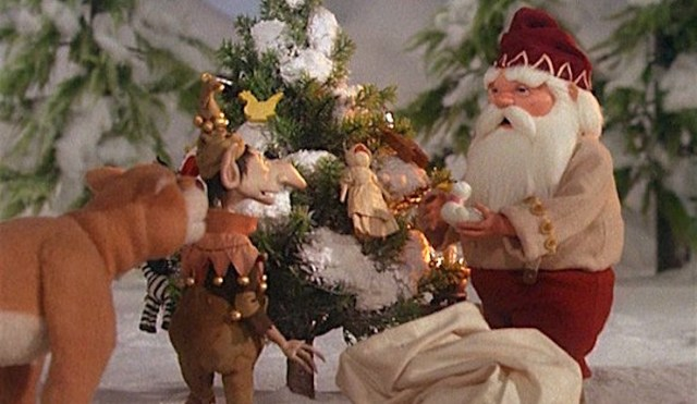 Christmas Trees Toys And An Epic Battle Between Good And Evil The
