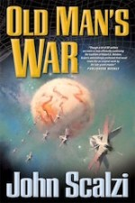 Old Man's War book cover John Scalzi