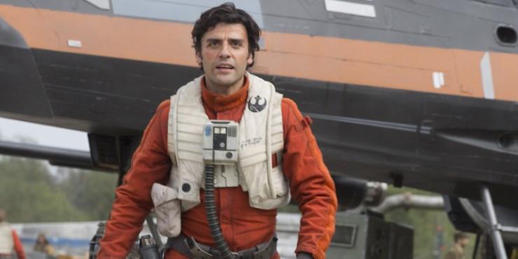 Poe Dameron, Resistance, Force Awakens