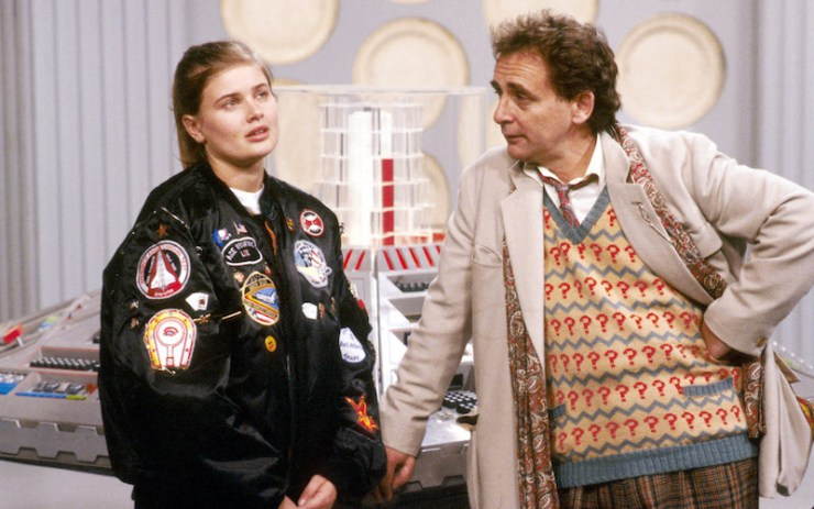 Doctor Who, Seventh Doctor and Ace
