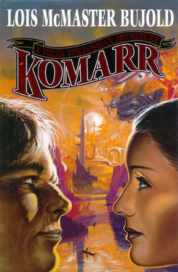 Blog Post Featured Image - Rereading the Vorkosigan Saga: Komarr, Chapters 15 and 16