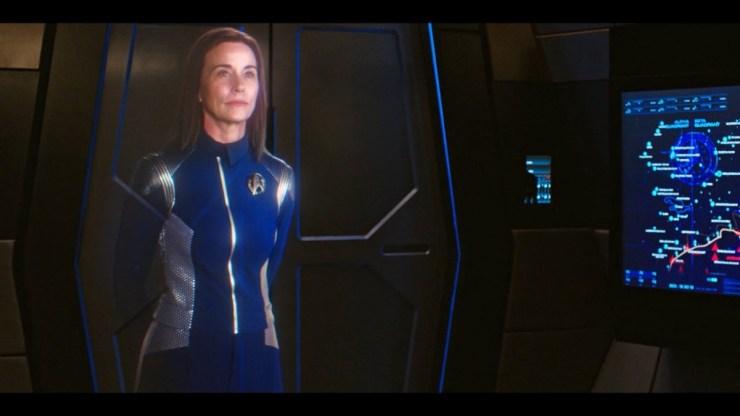 Admiral Cornwell Star Trek Discovery