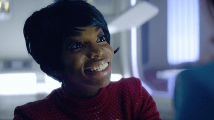 "Black Mirror ""USS Callister"" television review Star Trek homage tropes critique male nerd fantasies"