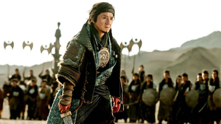 Blog Post Featured Image - Dragon Blade: Jackie Chan and John Cusack Reinvent History on the Silk Road