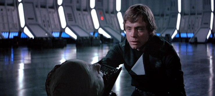 Return of the Jedi, Luke Skywalker