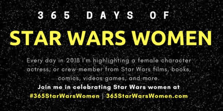 365 Days of Star Wars Women, Amy Richau
