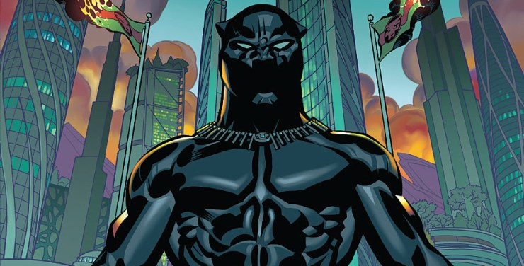 Blog Post Featured Image - 8 Books and Comics for Your Post-Black Panther Reading List