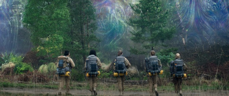 Blog Post Featured Image - Beauty and Terror Collide in Alex Garland's Annihilation