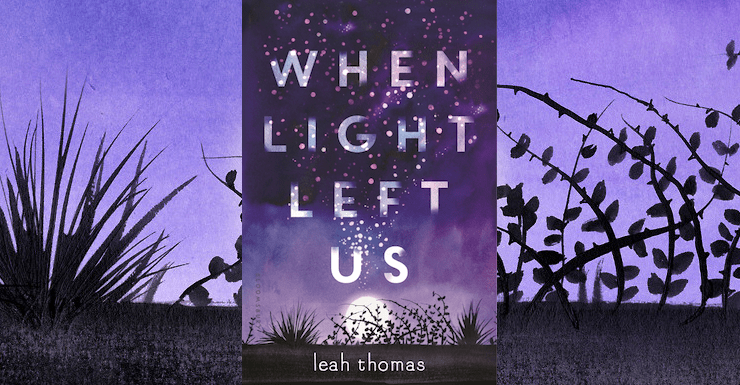 Blog Post Featured Image - In the Aftermath of the Unknown: When Light Left Us by Leah Thomas