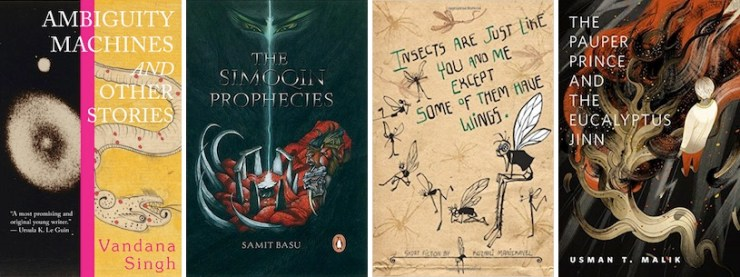 A Short History of South Asian Speculative Fiction: Part II