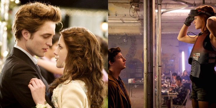 Twilight Bella Swan Edward Cullen Ready Player One Wade Watts Art3mis