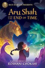 Aru Shah and the End of Time Roshani Chokshi adaptation