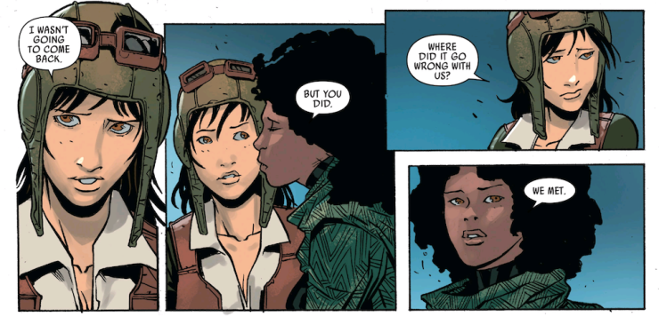 Love in the Star Wars Universe is a Lot More Realistic Now | Tor com