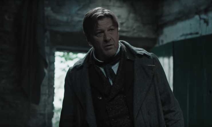 The Frankenstein Chronicles TV series Netflix Sean Bean