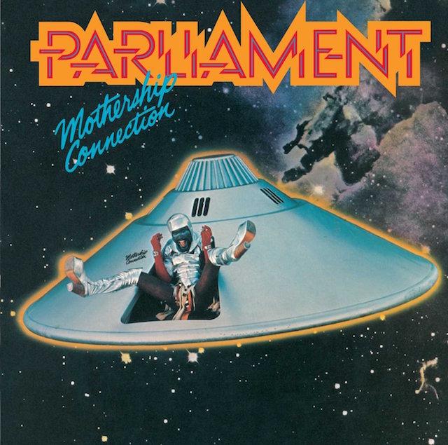 Mothership Connection album Parliament