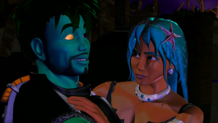 Matrix/AndrAIa ReBoot beta couples Valentine's Day