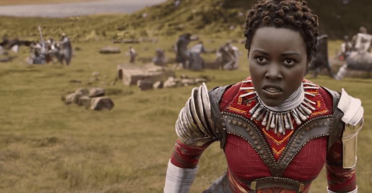 Lupita Nyong'o Nakia Black Panther