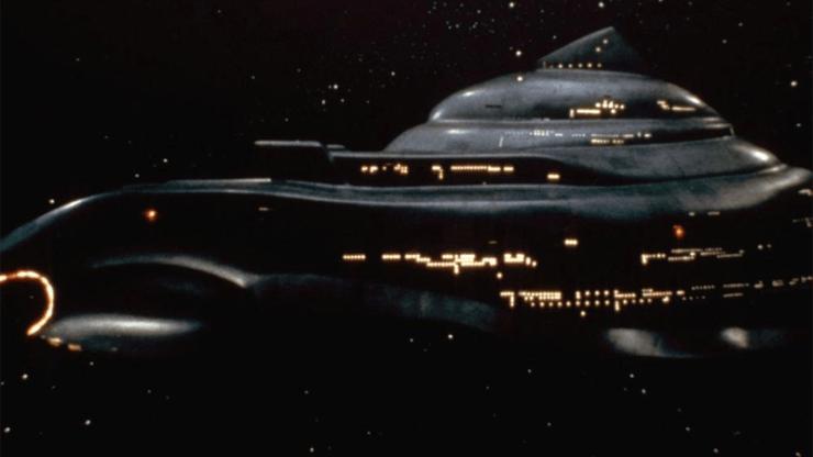 Nightflyers movie ship