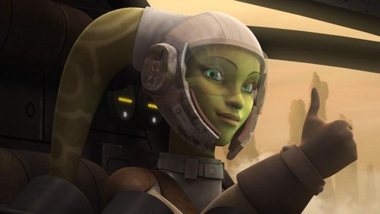 Star Wars Rebels, Hera
