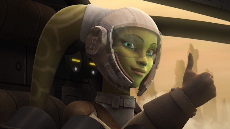 Star Wars Rebels, Hera