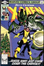 Uncanny X-Men #143 Kitty Pryde spinoff movie