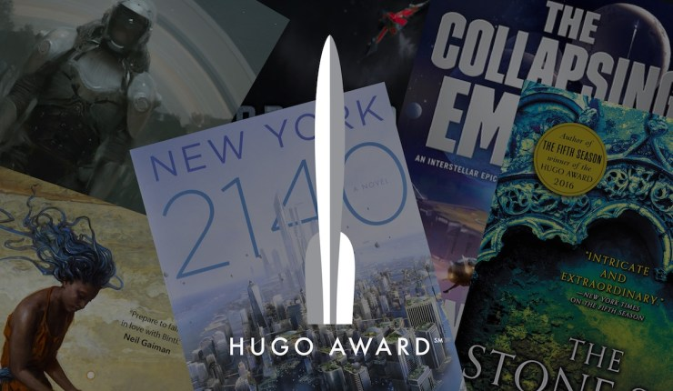 Hugo Award 2018 finalists