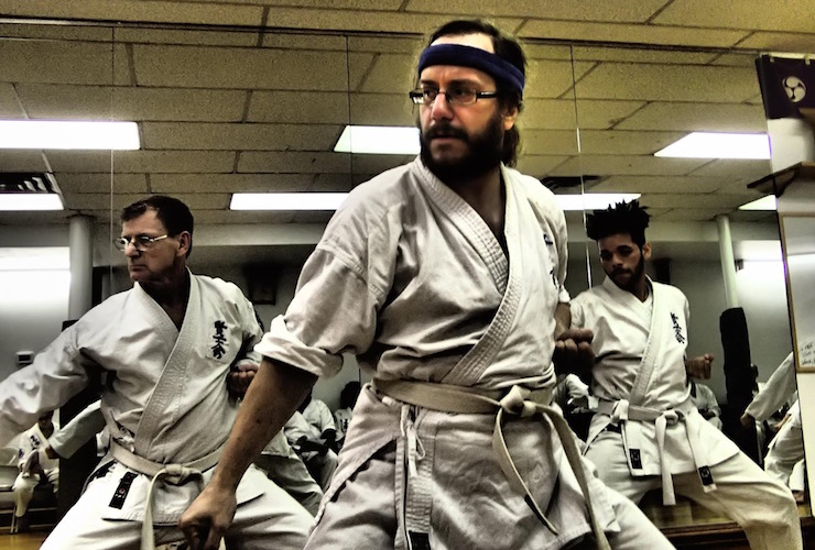 Blog Post Featured Image - Come for the Health, Stay for the Self-Improvement — One Writer's Martial Arts Journey