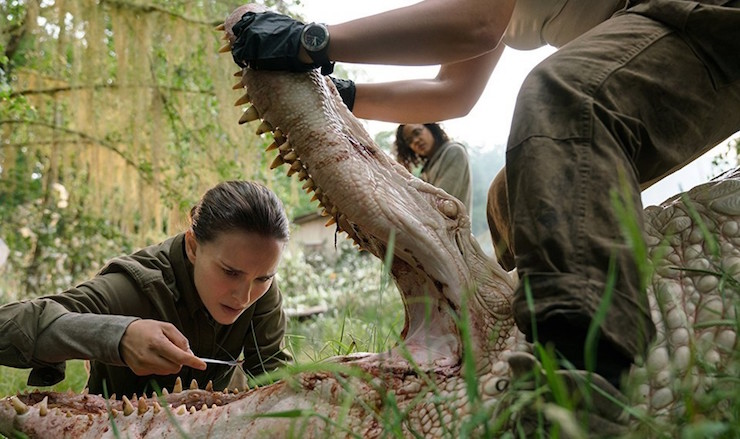 Blog Post Featured Image - Sleeps With Monsters: Annihilation is Amazing, and Full of Women