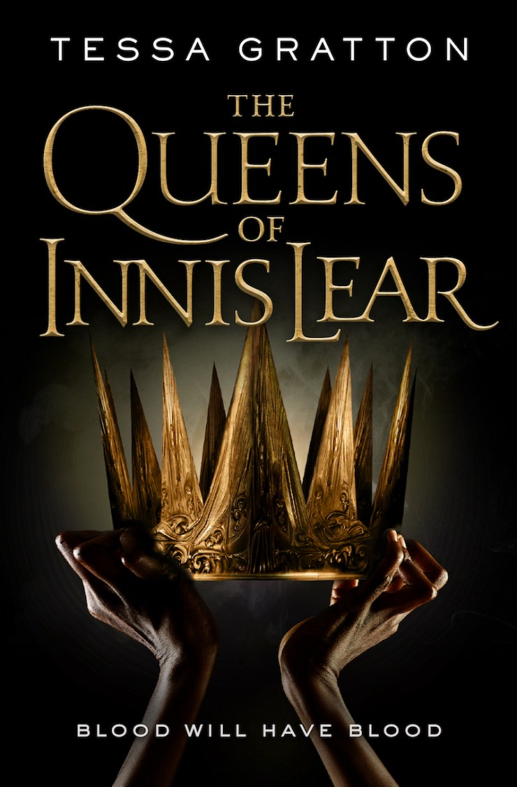 The Queens of Innis Lear Tessa Gratton #FearlessWomen