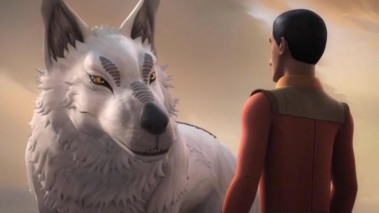 Star Wars: Rebels, lothwolves