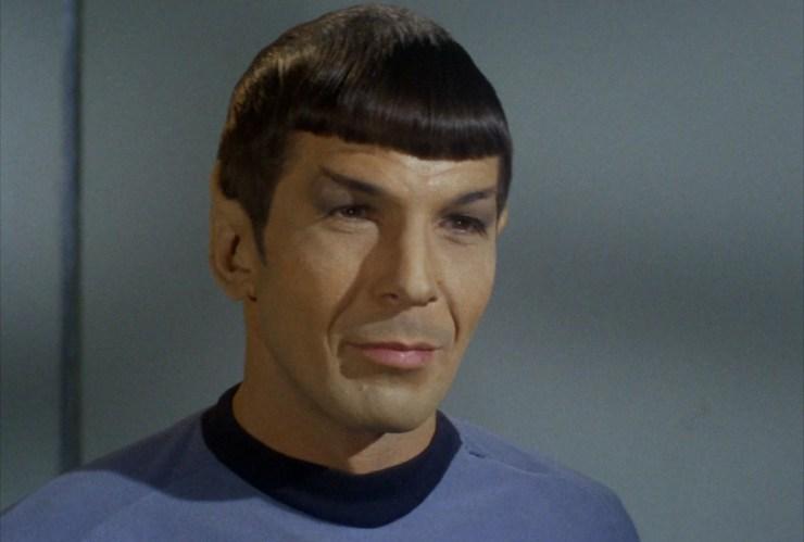 Star Trek, Spock, Leonard Nimoy