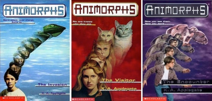 Why the Animorphs Are Overdue for a Revival | Tor com