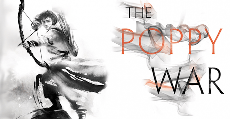 Blog Post Featured Image - Read an Excerpt from R.F. Kuang's The Poppy War