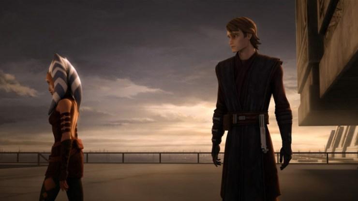 Ahsoka Tano, Star Wars, Clone Wars, Anakin