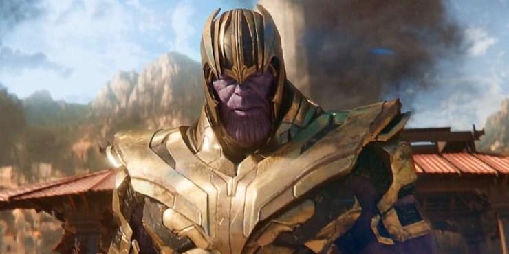 Avengers: Infinity War, Thanos