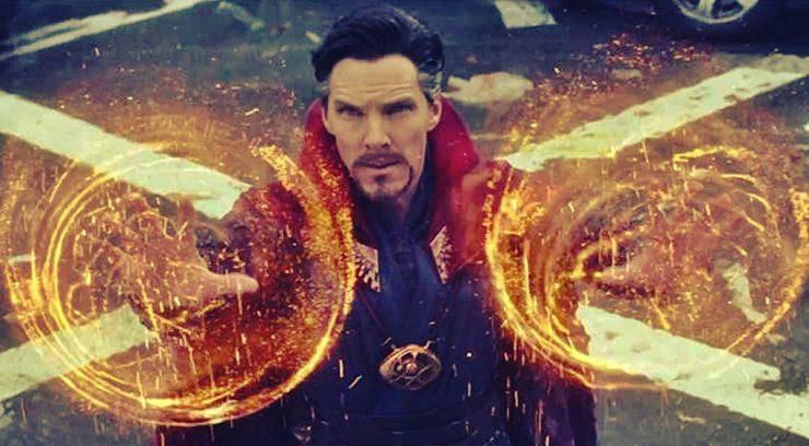 Avengers: Infinity War spoiler review Doctor Strange