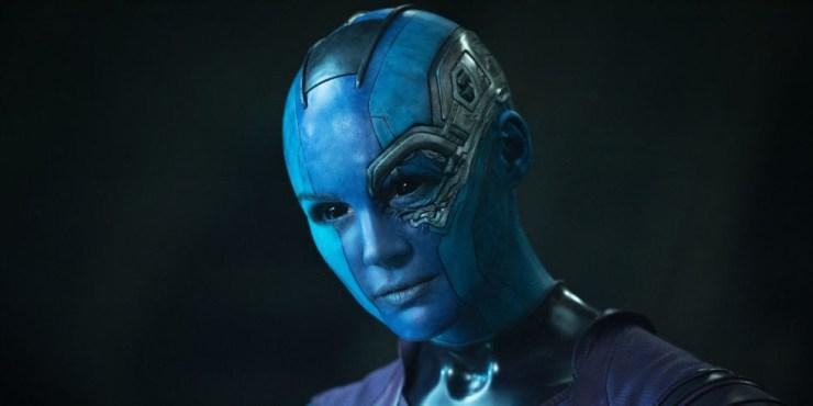 Avengers: Infinity War spoiler review Nebula