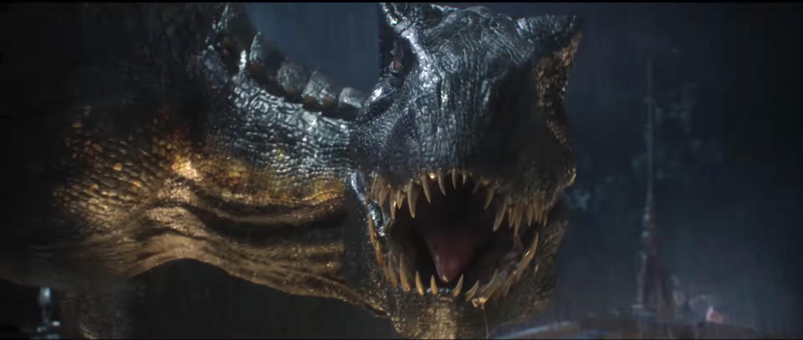 """Welcome to Jurassic World"": Watch the Final Jurassic World: Fallen Kingdom Trailer"