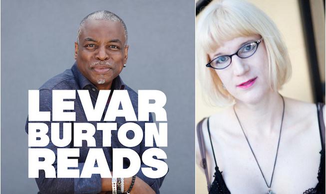 LeVar Burton Reads Live! Charlie Jane Anders San Francisco