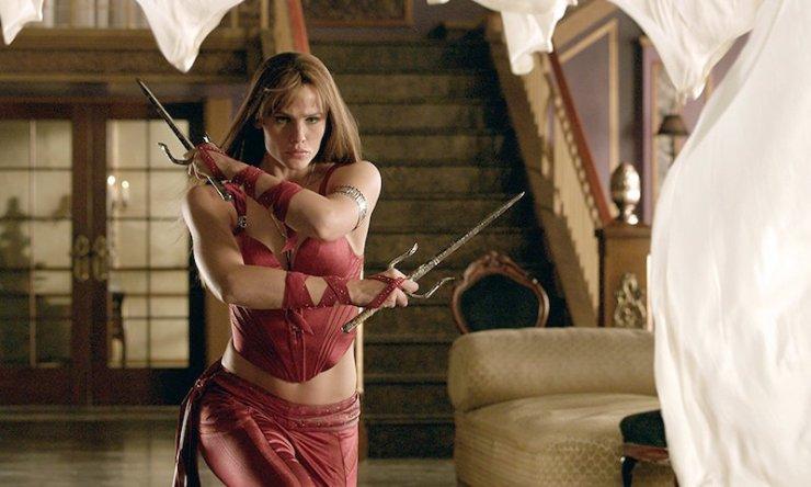 Superhero Rewatch Elektra Jennifer Garner Daredevil